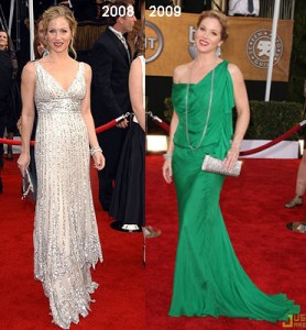 Fashion Autopsy on Christina Applegate, Tina Fey and Jenna Fischer at the SAG Awards