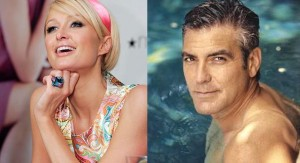 george-clooney-and-paris-hilton