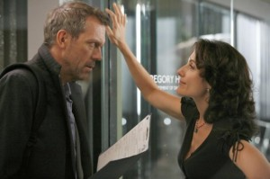 Lisa Edelstein on Cuddy´s nude scene and more.