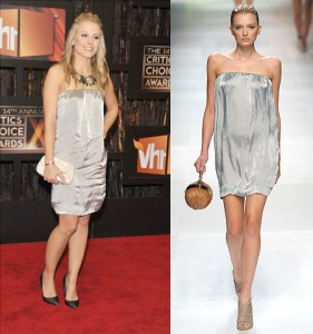 Fashion autopsy on Kristen Bell