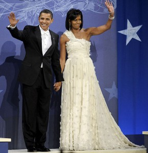 Barack and Michelle Obama´s Inaugural Ball dance Fashion Autopsy