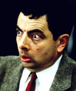 Rowan Atkinson from Mr Bean is celebrating his birthday
