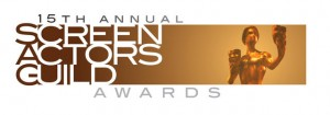 Television Drama Nominees for 2009 Screen Actors Guild Awards