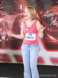 Alexis Grace on American Idol top 12