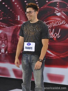 Danny Gokey in the Top 12 of American Idol