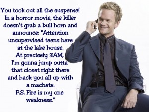 Best Quotes from Barney Stinson in How I Met Your Mother – Neil Patrick Harris Character