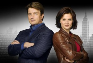 castle Richard Castle Nathan Fillion Kate Beckett
