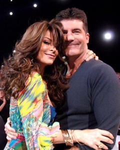 "Romance of Simon and Paula Scoop: Video of Paula Abdul saying ""I Love You"" to Simon Cowell"