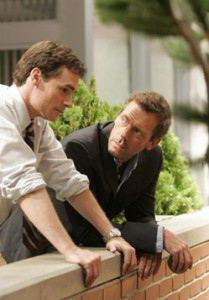 House MD Mega Shocker Theory: Are Wilson and House gay and In Love?