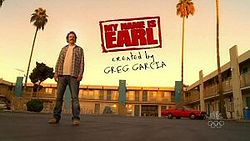 Cancelled Shows 2009: My Name is Earl gets cancelled!