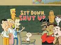 Cancelled Shows 2009: Sit Down Shut Up gets cancelled!