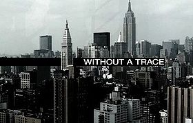 Cancelled Shows 2009: Without a Trace cancelled by CBS!