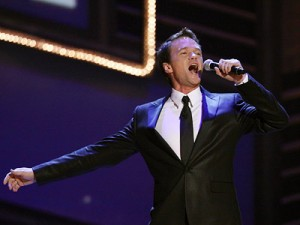 Neil Patrick Harris in Glee casting