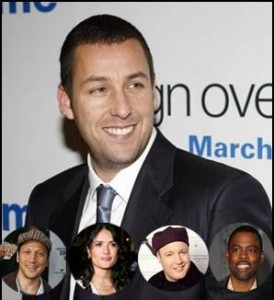 "Casting Call: Audition for new Adam Sandler movie ""Lake House"""