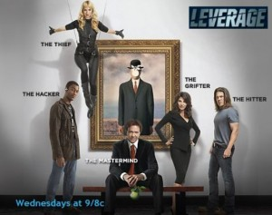 Cancelled Shows 2009: Leverage Renewed for a third season by TNT