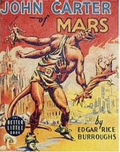 Casting Call: Walt Disney Picture John Carter of Mars open audition