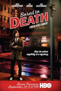 Cancelled and Renewed Shows 2010: HBO renews Bored to Death for season three