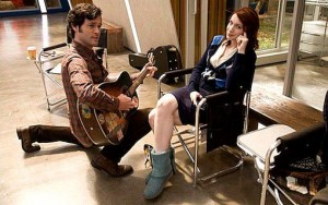 felicia day and brendan hines singing on lie to me