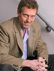 hugh laurie to direct house md