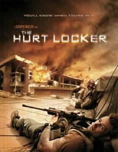 Kathryn Bigelow wins the Oscar for Best Director for The Hurt Locker