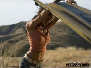 transformers megan fox casting call