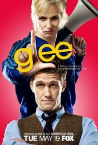 Glee wins the Golden Globe Awards for Best Television Series Comedy or Musical
