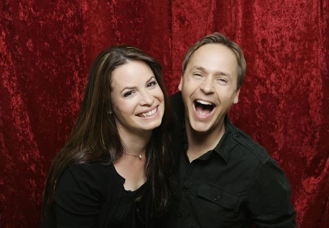 Holly Marie Combs Chad Lowe Pretty Little Liars