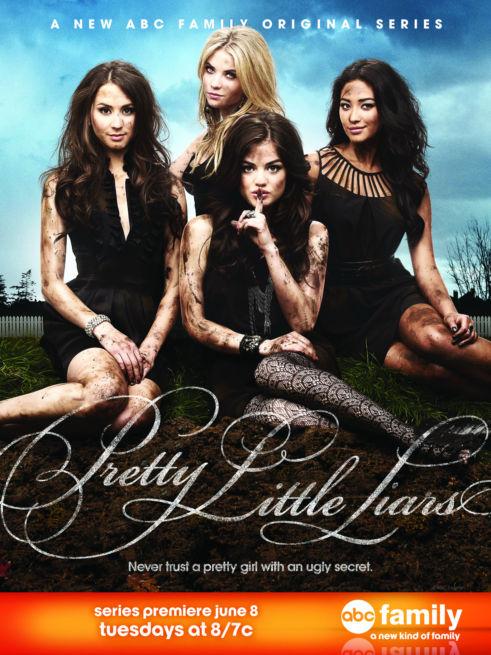 Pretty Little Liars Wallpaper ABC Family New Show