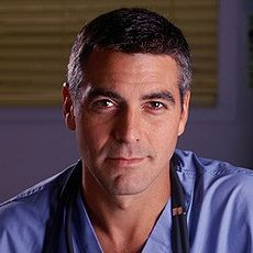 doug ross classic tv doctors george clooney