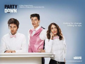 party down cancelled renewed starz