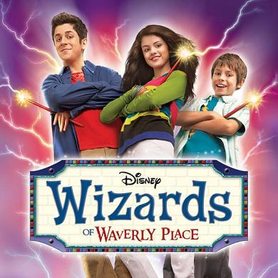 ����� WIZARDS WAVERLY PLACE ������