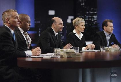 Cancelled and Renewed Shows 2011: ABC renews Shark Tank for season three