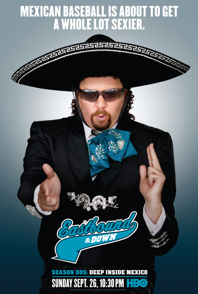 Eastbound & Down: Teaser Videos and Posters