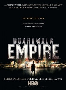 Top ten reasons to watch HBO´s Boardwalk Empire