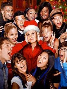 Download Glee Christmas album starting November 16th on iTunes