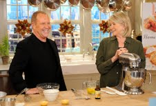 Martha Stewart Show with Michael Kors Recap