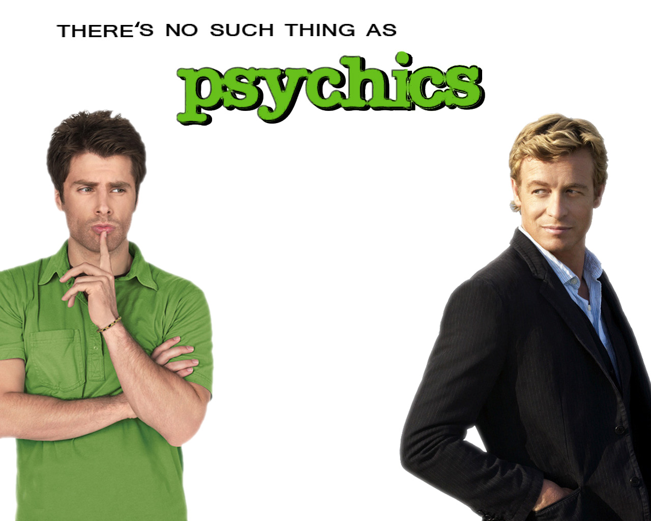 Could there be a crossover episode between CBS The Mentalist and USA Psych?