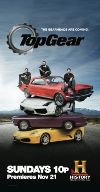 Top Gear US Contest and Giveaway