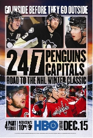 HBO Premieres 24/7 Penguins and Capitals December 15th
