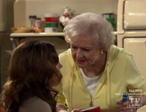 Hot in Cleveland S02E02 – Bad Bromance Spoilers, Betty White Elka Quotes