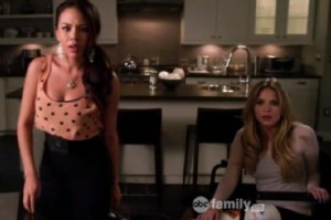 Pretty Little Liars S01E12 – Salt Meets Wounds – Recap – Quotes and Photos