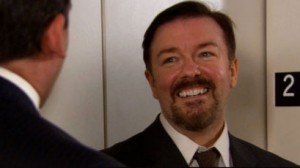 Watch Ricky Gervais and Steve Carell on The Office together video