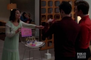 Glee S02E14 – Blame it on The Alcohol Recap, Quotes, songs