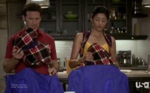 Royal Pains S02E16 – Astraphobia Quotes and Spoilers