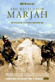 HBO Documentary: The Battle for Marjah, premieres February 17