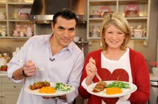 Martha Stewart Show with Todd English recap and quotes