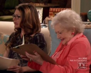 Hot in Cleveland S02E07 Dog Tricks Sex Flicks and Joys Fix Quotes and Spoilers