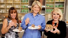 Joan and Melissa Rivers Interview on The Martha Stewart Show