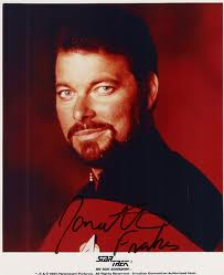 Ask Commander William T Riker AKA Jonathan Frakes from Star Trek a question!