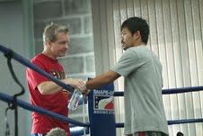 Fight Camp 360: Pacquiao Vs Mosley Premieres April 2 on CBS